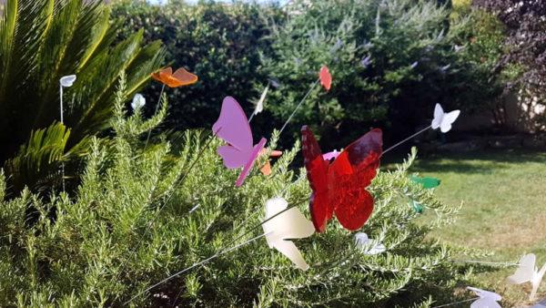 ARIA Papillons décoration